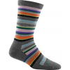 Darn Tough Darn Tough Sassy Stripe Crew Lt Women's Sock 1642