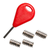 Level Six Level Six Fin Screws for Rail Fins