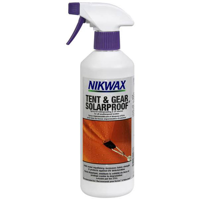 Nikwax Nikwax Tent and Gear Solar and Water Proof