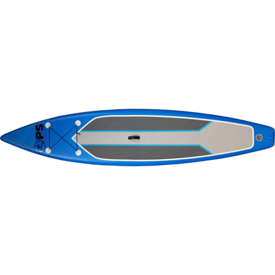 """OPS Paddling Gear OPS Paddling Inflatable iSUP 12'6"""" includes free paddle"""