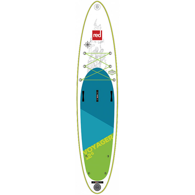 Red Paddle Co Red Paddle Co 12'6 Voyager SUP 2019
