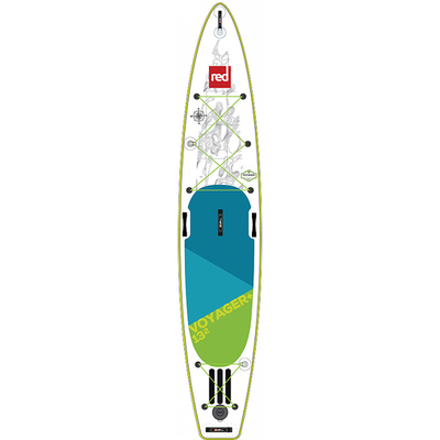 Red Paddle Co Red Paddle Co 13'2 Voyager + MSL SUP 2019