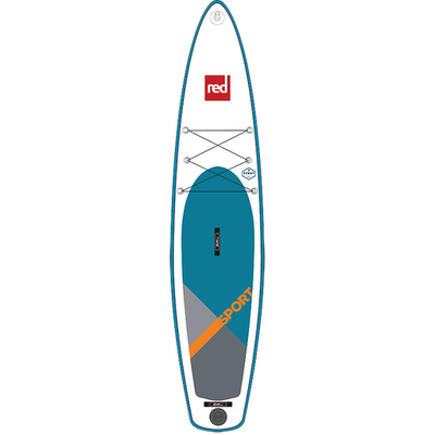 Red Paddle Co Red Paddle Co 12'6 Sport MSL SUP 2019