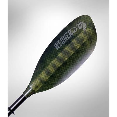 Werner Werner Shuna Hooked Fishing Kayak Paddle