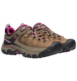 Keen Keen Targhee III Leather WTPF Low Hiking Shoe Women's