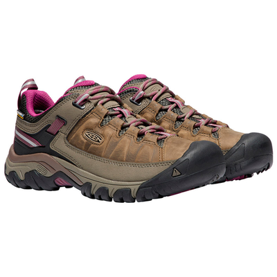 Keen Keen Targhee III Leather WTPF Low Hiking Shoe Women's