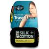 Sea to Summit Sea to Summit Silk/Cotton Travel Liner w/pillow insert