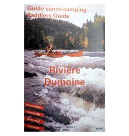 Trailhead Dumoine River Map and Guide