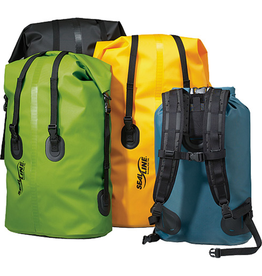 The North Face SealLine Boundary Pack 115L
