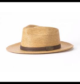 Tilley Tilley Charlie Wide Brim Raffia Fedora Hat