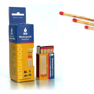 UCO UCO Waterproof Matches 4 Pack