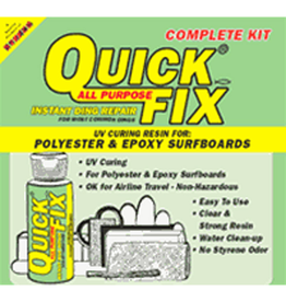 SurfCo Surfco Quick Fix 2.5 oz SUP Ding Repair kit