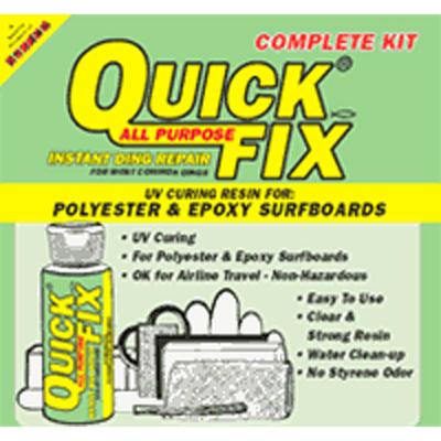 SurfCo Surfco Quick Fix 2.5 oz SUP Ding Repair kit