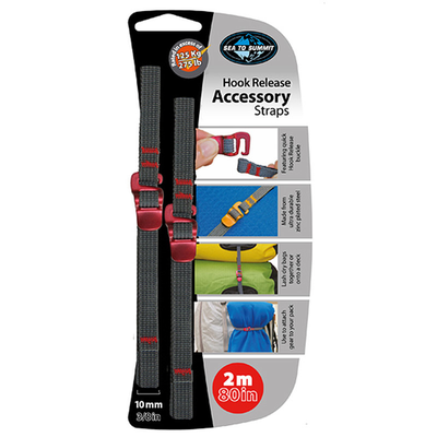 Sea to Summit Sea to Summit Accessoriy Strap with Hook Release 20mm, 1.0m