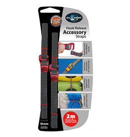 Sea to Summit Sea to Summit Accessory Straps with Hook Release 1.5m
