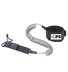 OPS Paddling Gear OPS Coiled SUP Leash