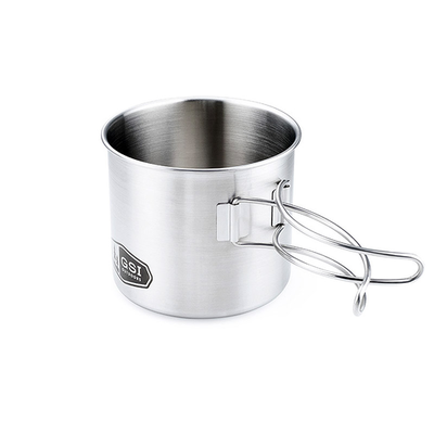 GSI GSI Glacier Stainless Bottle Cup/Pot