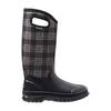 Bogs Bogs Classic Winter Plaid Tall Women's Boot