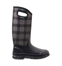 Bogs Bogs Classic Winter Plaid Tall Women's Boot