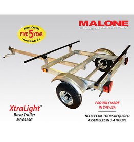 Malone Malone Xtralight Base Trailer