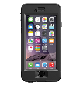 Lifeproof LifeProof iPhone 6s Nuud Waterproof Case Black