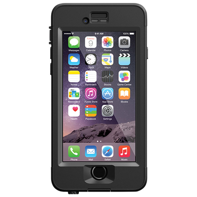 Lifeproof LifeProof iPhone 6s Nuud Waterproof Case Black