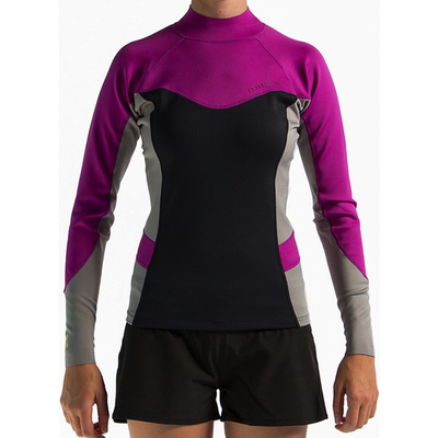 Level Six Level Six Women's Sombrio L/S Neoprene Rashguard