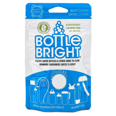 Bottle Bright Bottle Bright Cleaning Tablets