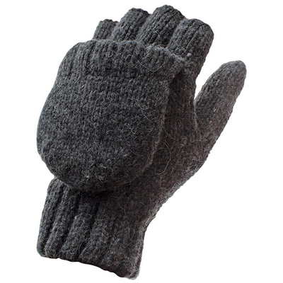 Auclair Auclair Alpaca/Deer Thinsulate Fliptop Mitt Unisex