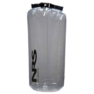 NRS NRS Dri-Stow Dry Sack 15L Clear