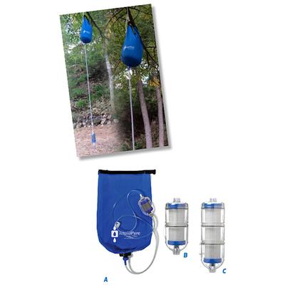 RapidPure RapidPure Explorer Camp 4.1L Water Filtration System