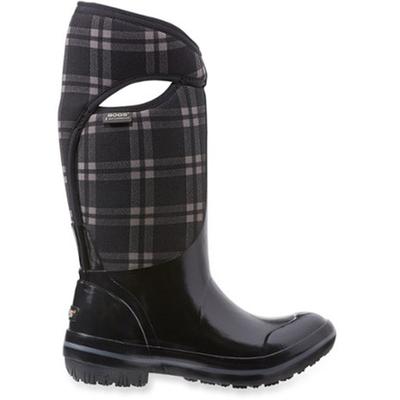 Bogs Bogs Plimsoll Plaid Tall Winter Boot Women's