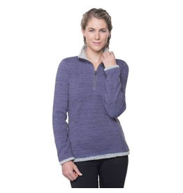 Kuhl Kuhl Alska 1/4 Zip Sweater Women's
