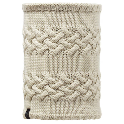 Buff Buff Knitted Lined Neckwarmer