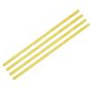 Fischer Fischer Twin Skin Replacement Strips, Mohair Mix, Yellow
