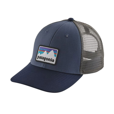 Patagonia Patagonia Shop Sticker Patch LoPro Trucker