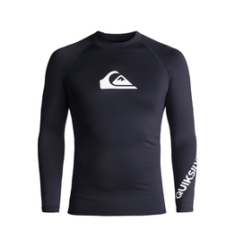 Quiksilver Quiksilver All Time Long Sleeve Rashguard Men's