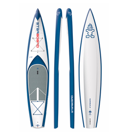 "Starboard Starboard 12'6"" x 29"" Touring Starlite SUP 2018"