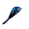 Starboard Starboard Enduro 2 Tiki Tech Hybrid Carbon 3PC Adjustable Paddle, Blue, S35, M
