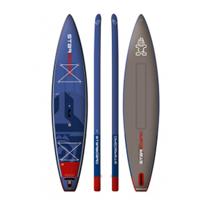 "Starboard Starboard 12'6"" x 31"" Touring Deluxe Inflatable 2018"