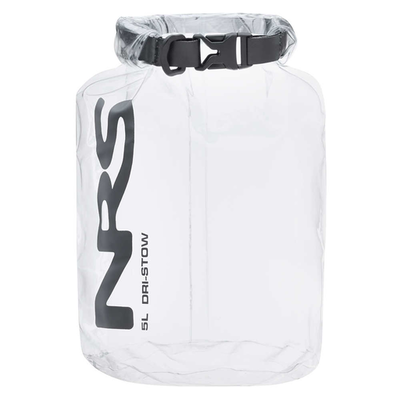 NRS NRS Dri-Stow Dry Sack 5L Clear
