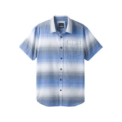 Prana prAna Tamrack Stripe S/S Shirt Men's