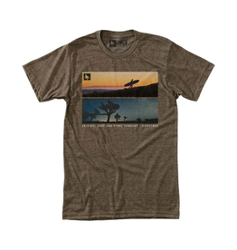 HippyTree HippyTree Backlit Tee Men's