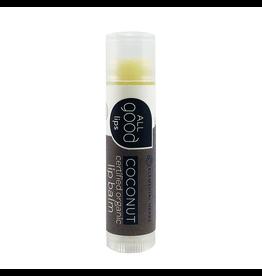 All Good All Good Coconut Organic Lip Balm