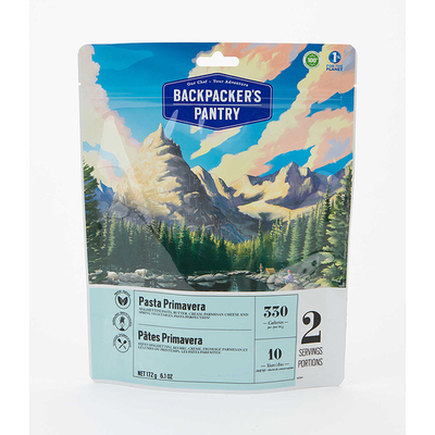 Backpackers Pantry Backpackers Pantry Pasta Primavera