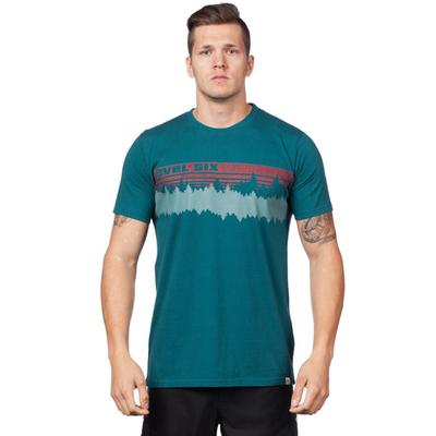 Level Six Level Six Tree Reflection Organic Cotton T-Shirt Men's