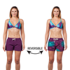 Level Six Level Six Switched Reversible Boardshorts Women's (Discontinued)