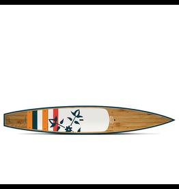 "Oxbow Oxbow Glide 14' x 28"" Bamboo SUP"