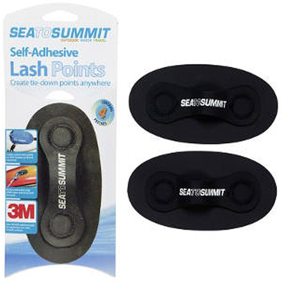 Sea to Summit Sea to Summit Solution Adhesive Lash Points 2 Pack
