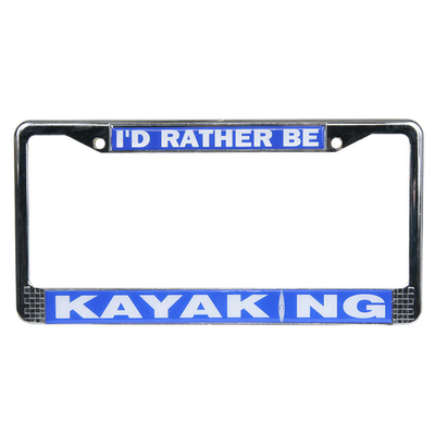 NRS NRS Kayaking License Plate Frame